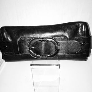 Kenneth Cole Leather Clutch